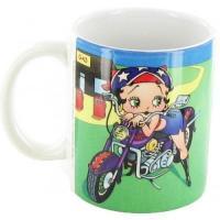 Betty Boop Bandana Biker Mug