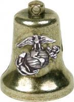 USMC Logo Motorcycle Bell