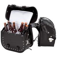 Motorcycle Saddlebag Cooler Set